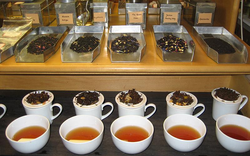ノーベル賞の晩餐会でも供されている北欧紅茶