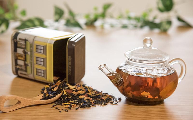 北欧紅茶の美味しい入れ方